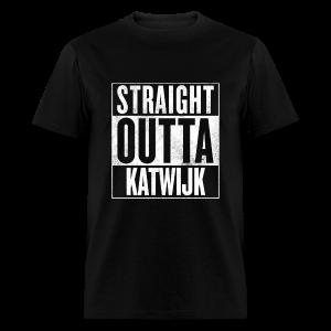 Straight Outta Katwijk - Men's T-Shirt