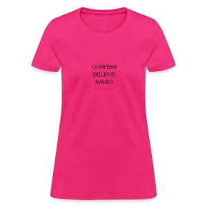 3 Women's T-Shirts - Women's T-Shirt