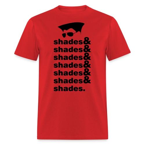 Shades & Shades - Men's T-Shirt