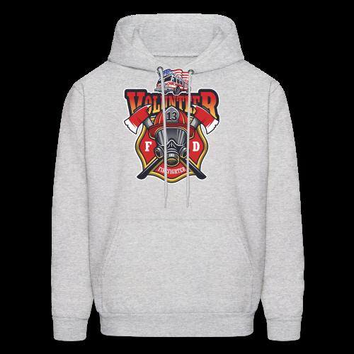 Volunteer firefighter - Men's Hoodie