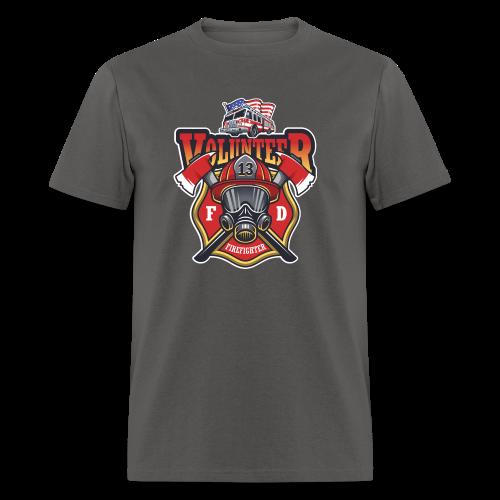 Volunteer firefighter - Men's T-Shirt