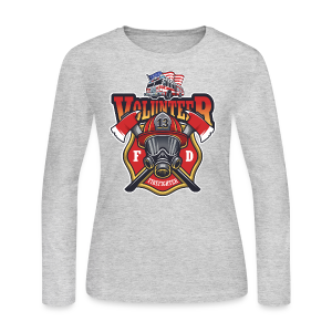 Volunteer firefighter - Women's Long Sleeve Jersey T-Shirt