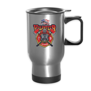 Volunteer firefighter - Travel Mug
