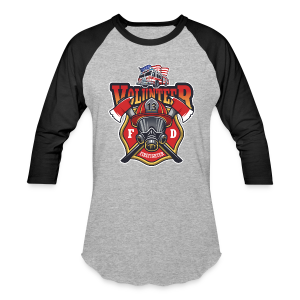 Volunteer firefighter - Baseball T-Shirt