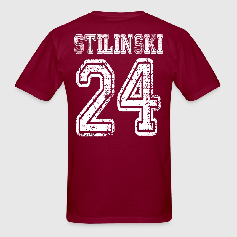 Stilinski 24 - Men's T-Shirt