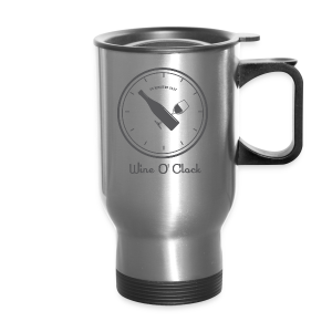 Wine O Clock - Travel Mug