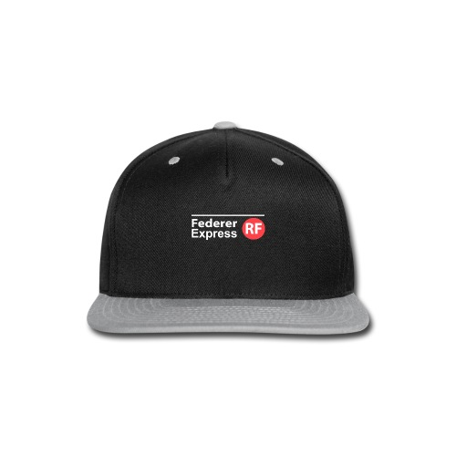Federer Express - Snap-back Baseball Cap