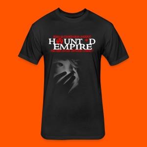 HAUNT*D EMPIRE #1 SEKRET - Fitted Cotton/Poly T-Shirt by Next Level