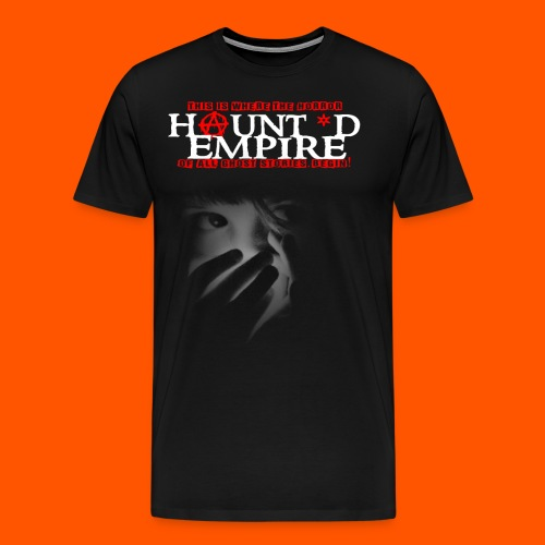 HAUNT*D EMPIRE #1 SEKRET - Men's Premium T-Shirt