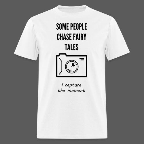 Capture The moment - Men's T-Shirt