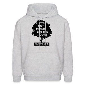 One Tree Farm American Apparel Tee - Men's Hoodie