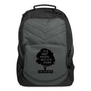One Tree Farm American Apparel Tee - Computer Backpack