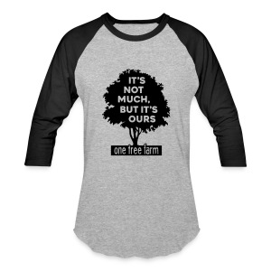 One Tree Farm American Apparel Tee - Baseball T-Shirt