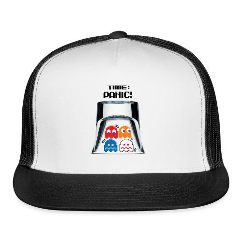 Panic Wht - Trucker Cap