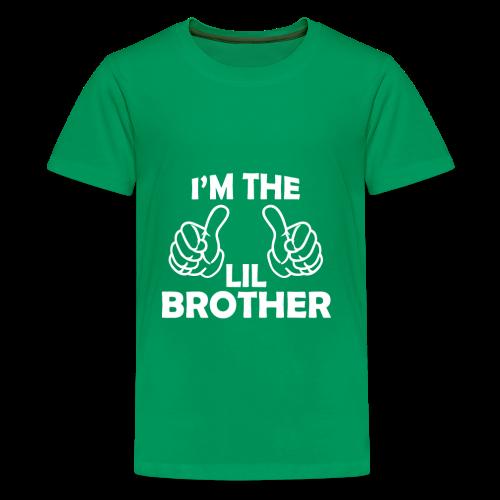 Lil Brother - Kids' Premium T-Shirt