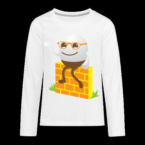 Humpty Dumpty - Kids' Premium Long Sleeve T-Shirt