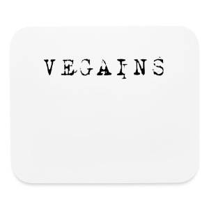 Vegains Gym Shirt - Mouse pad Horizontal