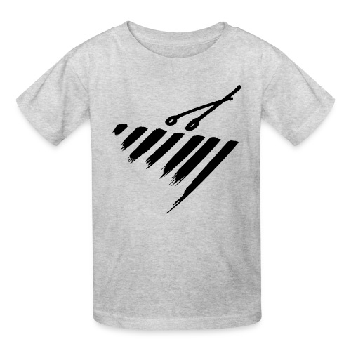 Marimba bars - Kids' T-Shirt