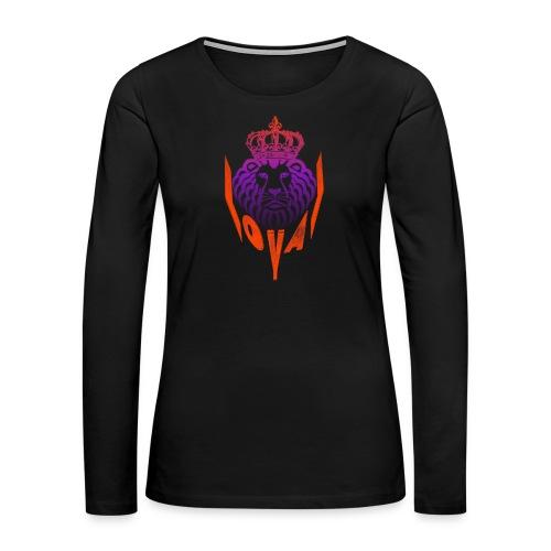 L0YaL Women's TShirt - Women's Premium Long Sleeve T-Shirt