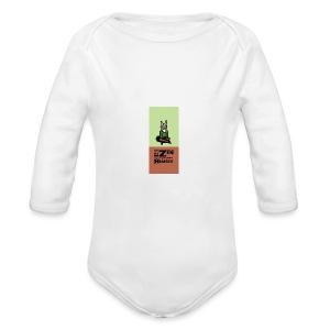The Zen of Nimbus iPhone 6 rubber case - Long Sleeve Baby Bodysuit