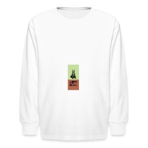 The Zen of Nimbus iPhone 6 rubber case - Kids' Long Sleeve T-Shirt