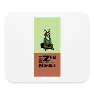 The Zen of Nimbus iPhone 6 rubber case - Mouse pad Horizontal