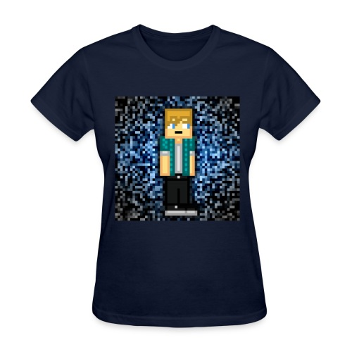 Pixelated TMA T-Shirt - Women's T-Shirt