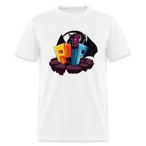 PocketPixels Dragon - Men's T-Shirt