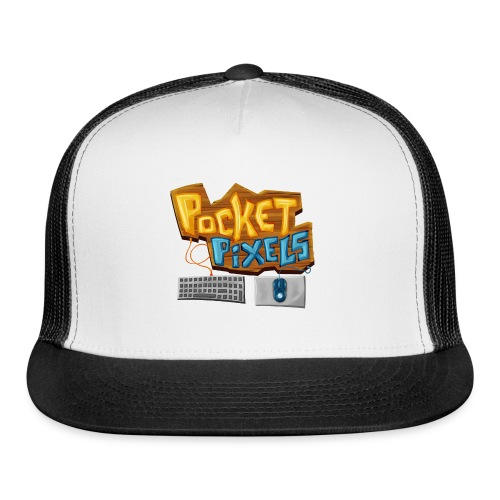 PocketPixels Essentials - Trucker Cap