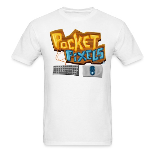 PocketPixels Essentials - Men's T-Shirt