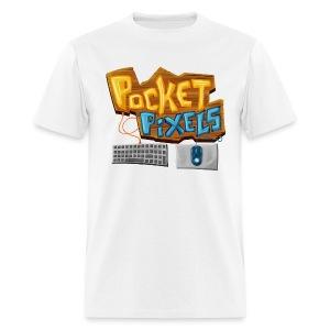 PocketPixels Essentials - Men's T-Shirt
