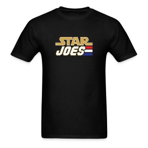 Star Joes Shirt Black - Men's T-Shirt