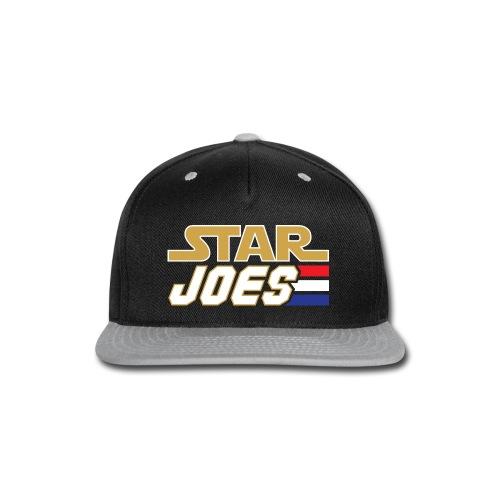 Star Joes Shirt Black - Snap-back Baseball Cap