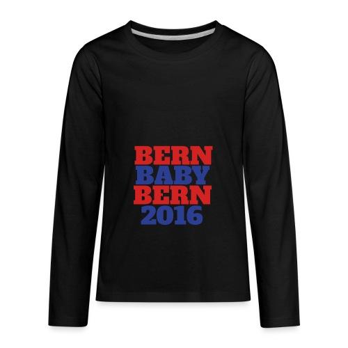 Bern Baby Bern - Kids' Premium Long Sleeve T-Shirt