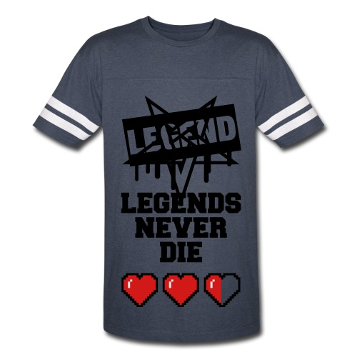 LEGEND t-shirt LOW PRICE IN 5 months BE PREPARED - Vintage Sport T-Shirt