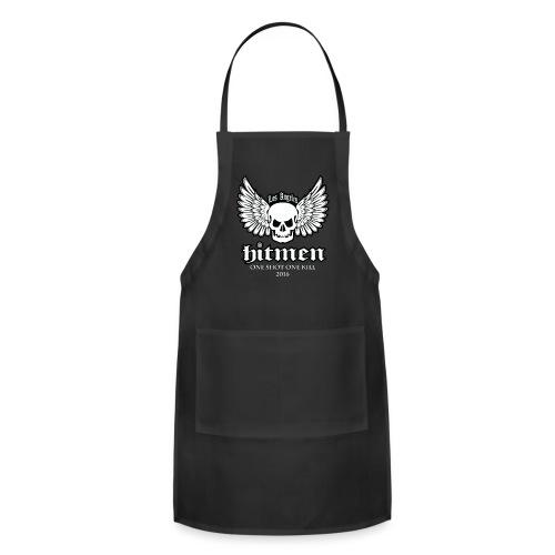 LA Hitmen One Shot One Kill 2016 - Adjustable Apron