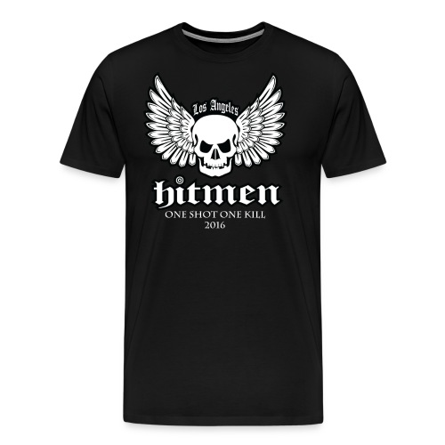 LA Hitmen One Shot One Kill 2016 - Men's Premium T-Shirt