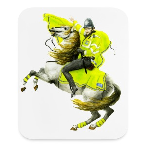 Police Napoleon - Tote Bag - Mouse pad Vertical