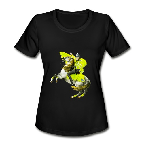 Police Napoleon - Tote Bag - Women's Moisture Wicking Performance T-Shirt
