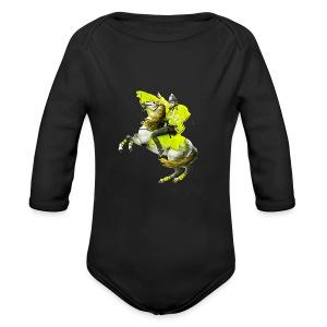 Police Napoleon - Tote Bag - Long Sleeve Baby Bodysuit