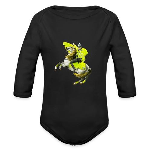 Police Napoleon - Tote Bag - Organic Long Sleeve Baby Bodysuit