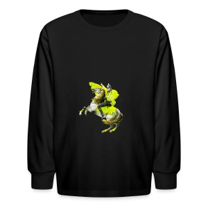 Police Napoleon - Tote Bag - Kids' Long Sleeve T-Shirt
