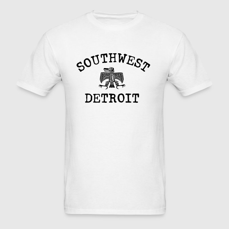 Southwest Detroit T-Shirts - Men's T-Shirt