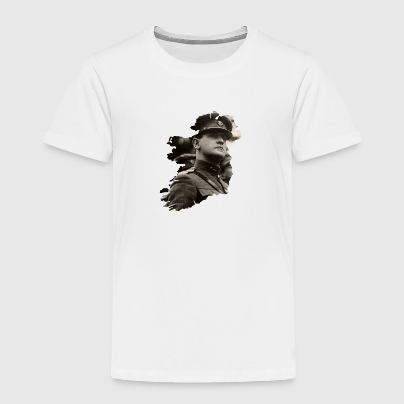 The Big Fella Michael Collins Irish Baby & Toddler Shirts - Toddler Premium T-Shirt