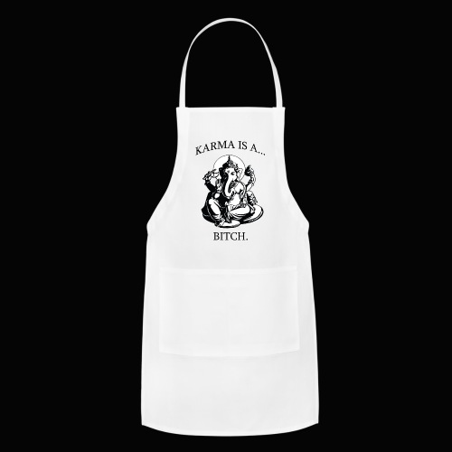 Karma T-Shirt - Adjustable Apron