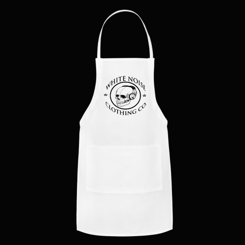White Noise T-Shirt - Adjustable Apron