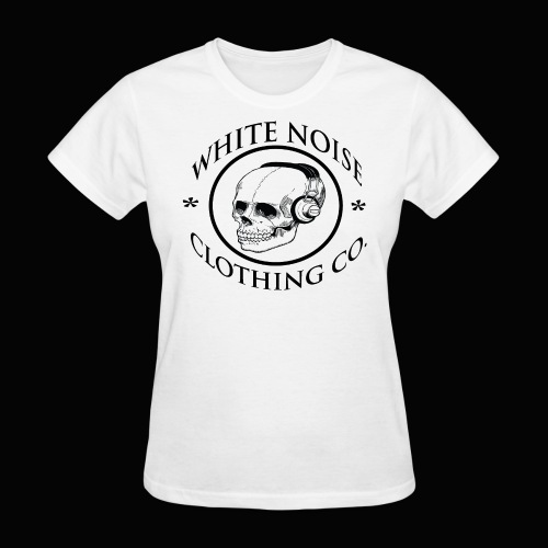 White Noise T-Shirt - Women's T-Shirt