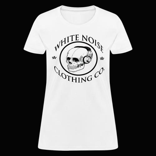 White Noise T-Shirt - Women's T-Shirt