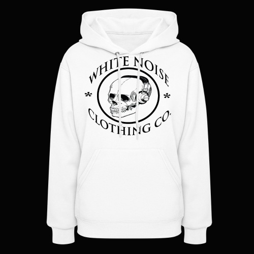 White Noise T-Shirt - Women's Hoodie