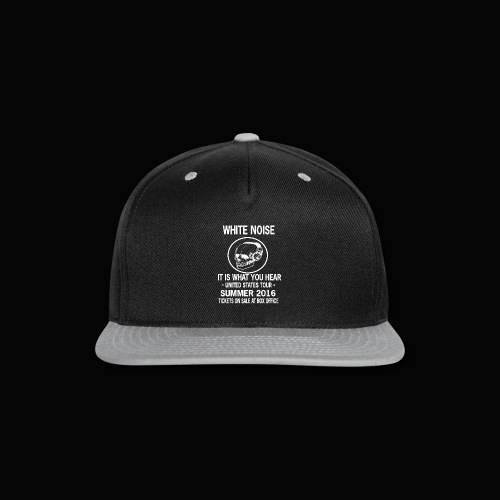 Concert T-Shirt - Snap-back Baseball Cap